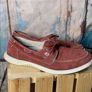 Men's Sperry Canvas Shoes